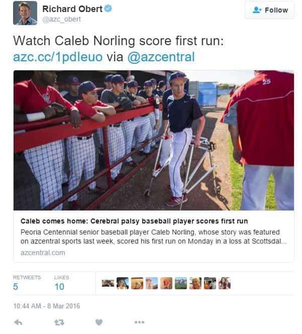 Caleb Norling