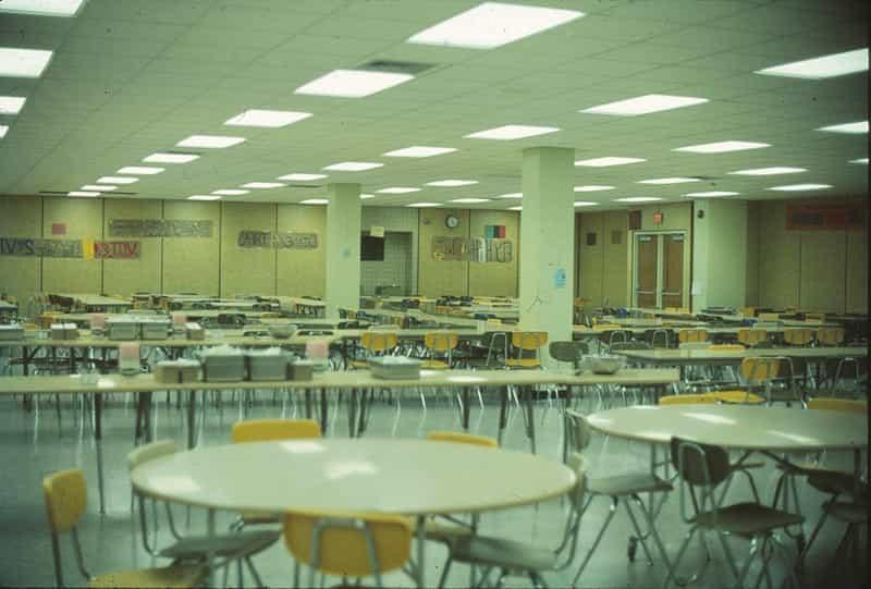 south miami cafeteria