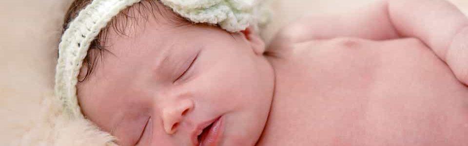 Baby with brachial plexus