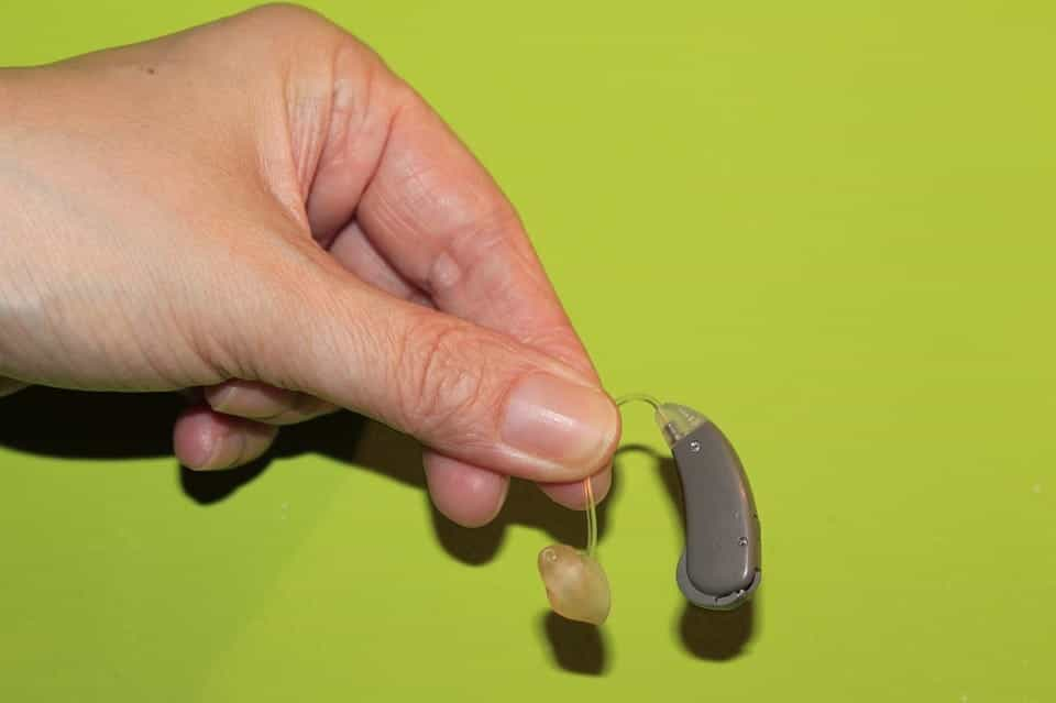 cerebral palsy hearing aid