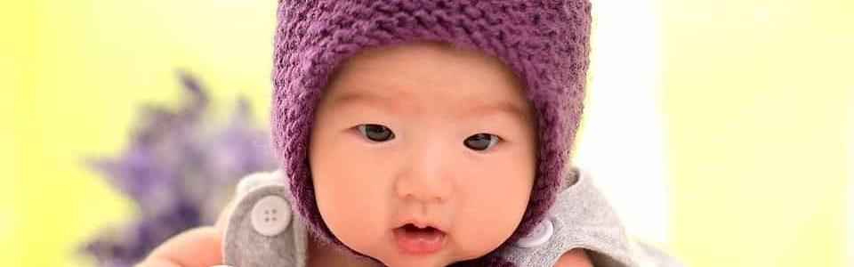 baby up close