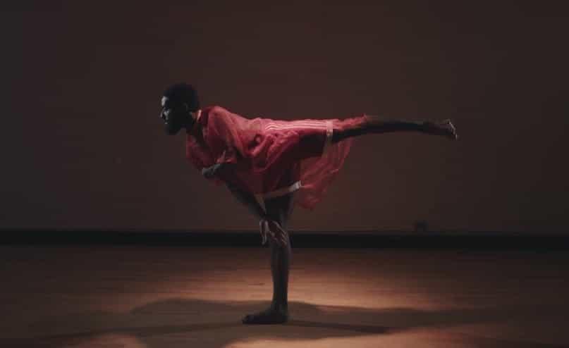 cerebral palsy dancer